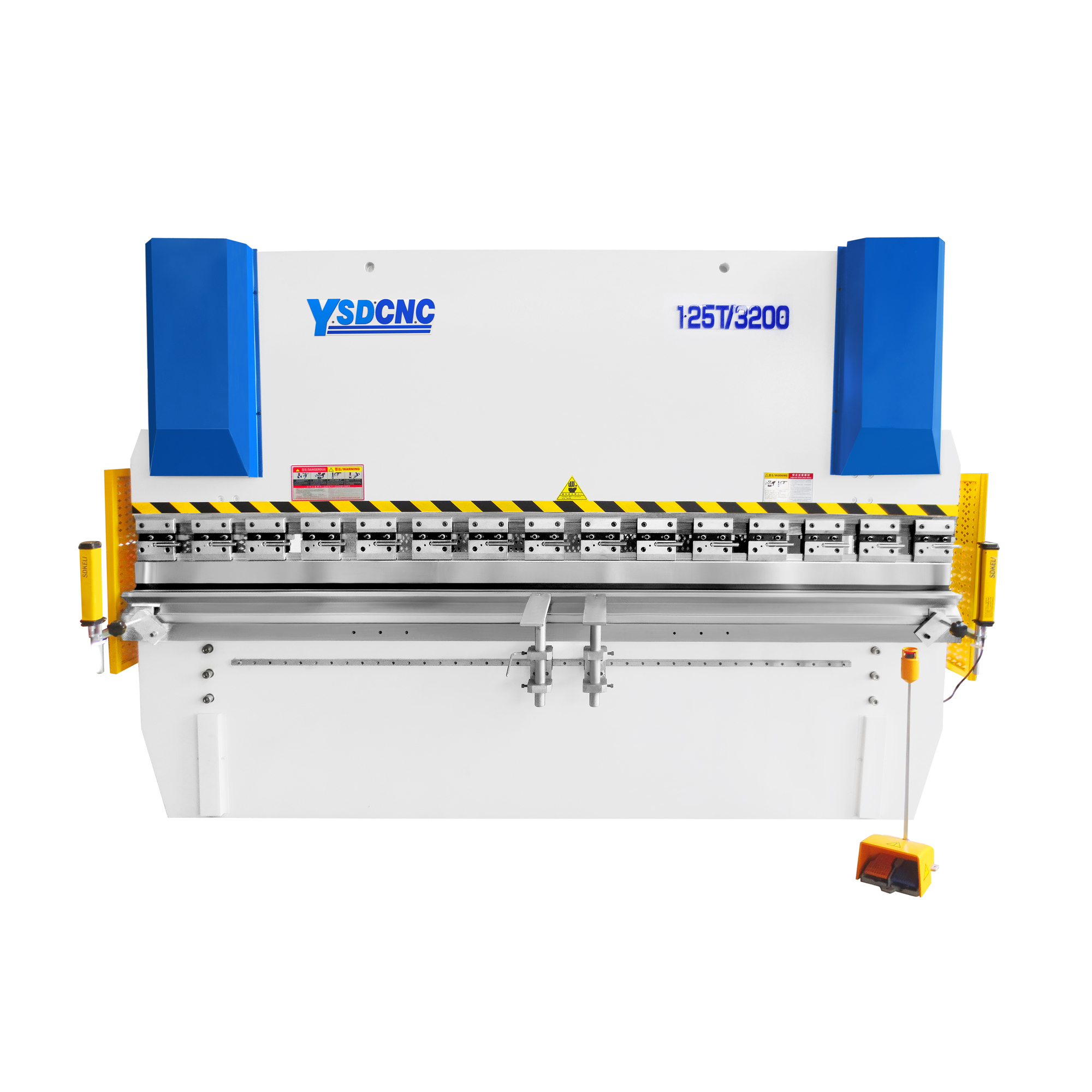 PBH CNC Hydraulic Servo Press Brake – DA41s - ysdcnc com