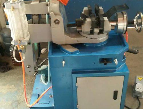 Automatic pipe cutting machine MC315/325/350/425/450