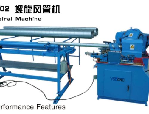 YSD-1602 spire machine