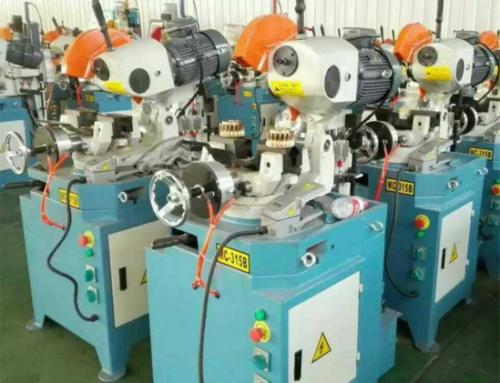 MC275/MC300/MC315 Pneumatic pipe cutting machine